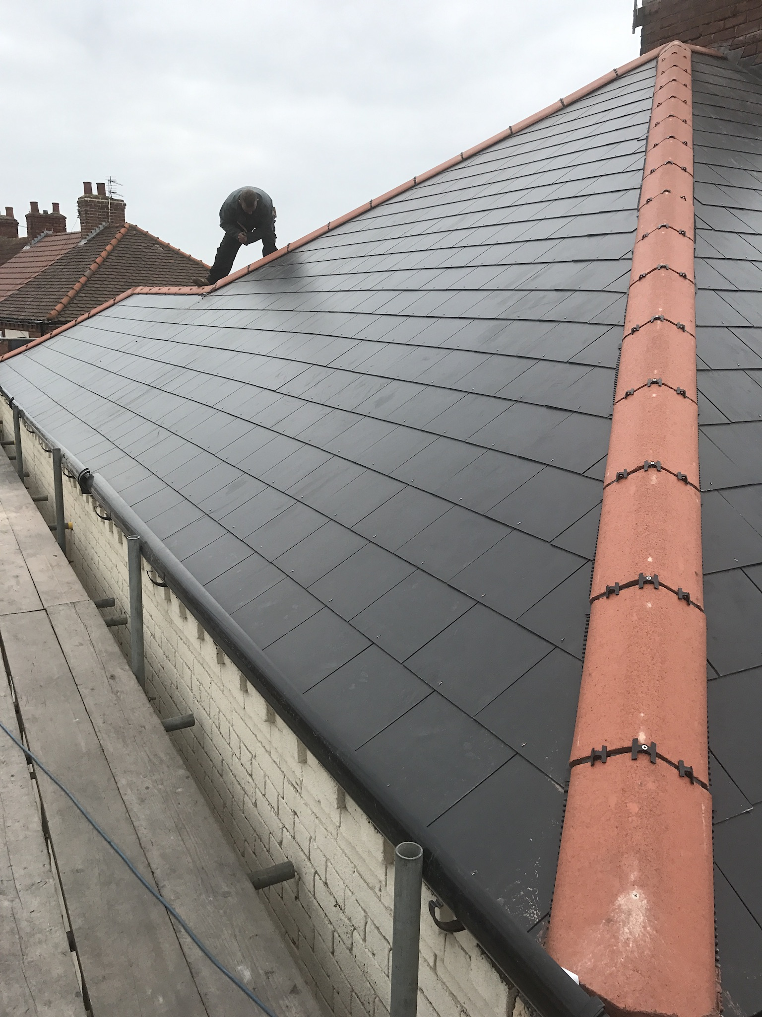 What Is A Dry Ridge System And Is It Worth It For Your Roof